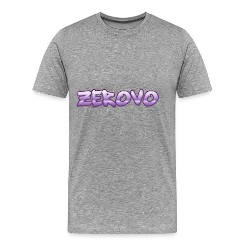 zerovomerchandise - Mannen Premium T-shirt