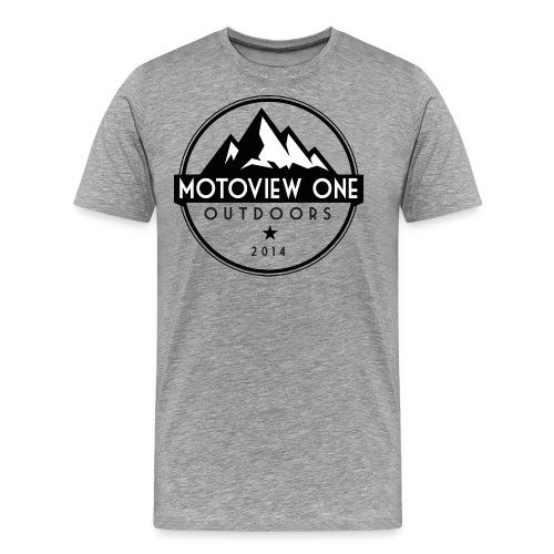 ONE23 png - Männer Premium T-Shirt