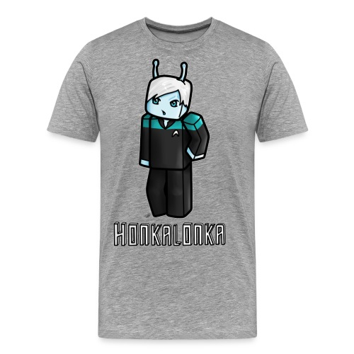 Honkalonka - Männer Premium T-Shirt