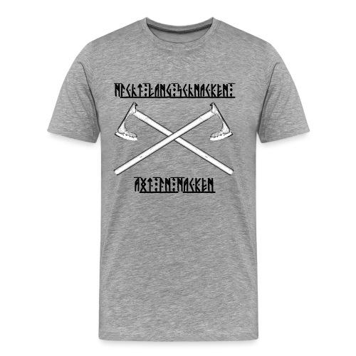 Nicht lang Schnacken - Männer Premium T-Shirt