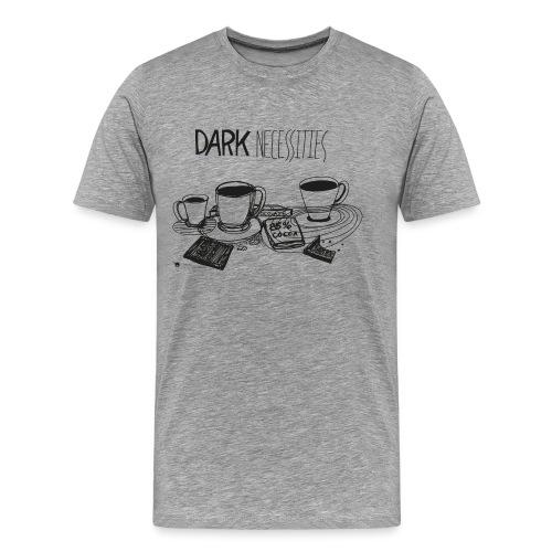 Dark necessities - Men's Premium T-Shirt