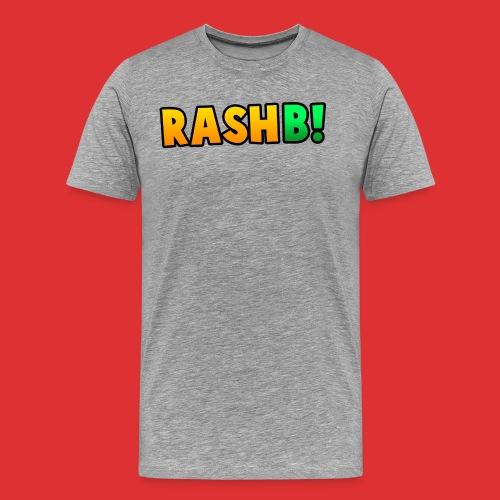 rash png - Men's Premium T-Shirt