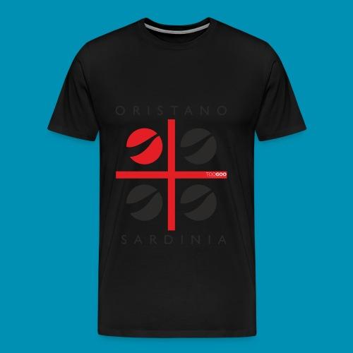 Four Mori png - Maglietta Premium da uomo