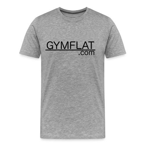 gymflat - Männer Premium T-Shirt