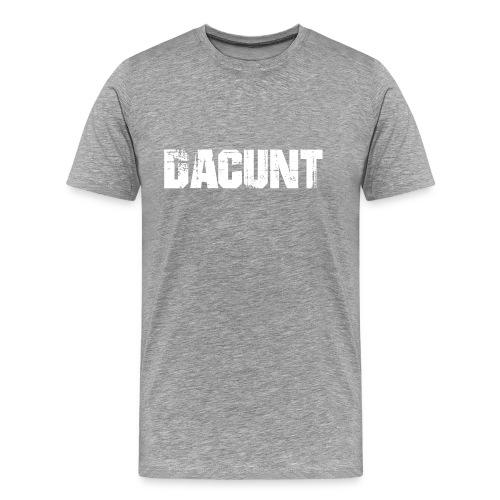 dacunt - Men's Premium T-Shirt