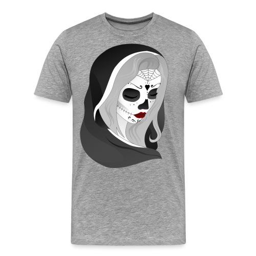 La Catrina - Männer Premium T-Shirt