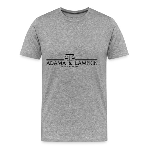 Adama and Lampkin T-Shirts - Men's Premium T-Shirt