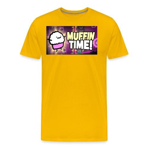 Its Muffin Time 2 - Männer Premium T-Shirt