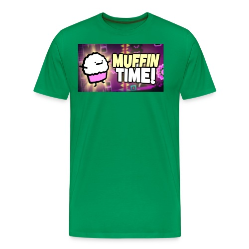 Its Muffin Time 2 - Männer Premium T-Shirt