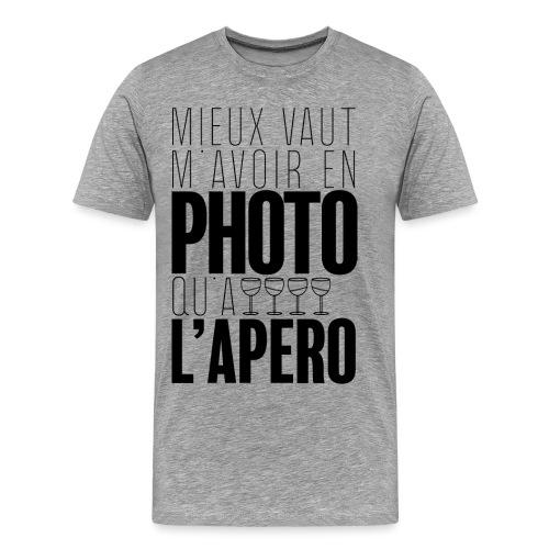 Apérophile - T-shirt Premium Homme