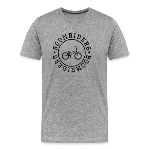 BOOM BIKE LOGO - Men's Premium T-Shirt