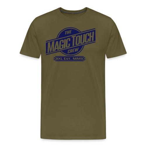 mt rail 2 - Men's Premium T-Shirt