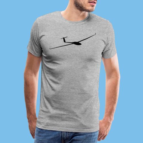 Segelflugzeug GP14 Segelflieger Geschenk gleiten - Männer Premium T-Shirt