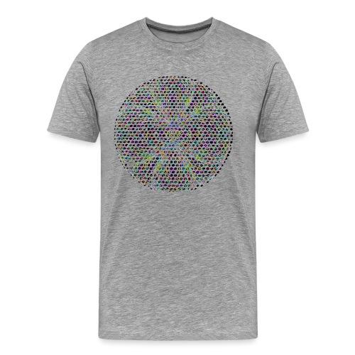 colorfulpoints - Männer Premium T-Shirt