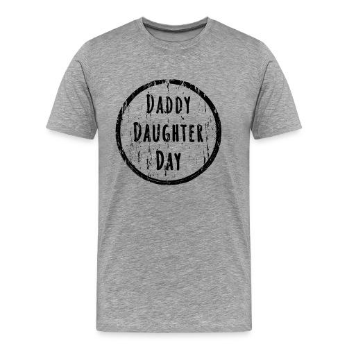 Daddy Daughter Day - Männer Premium T-Shirt