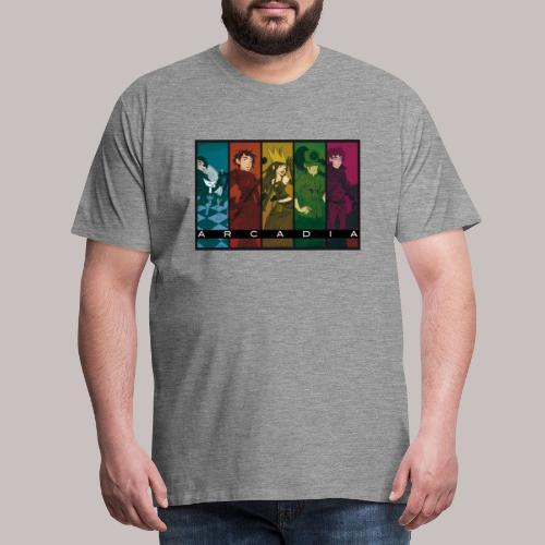 arcadia officiel - T-shirt Premium Homme