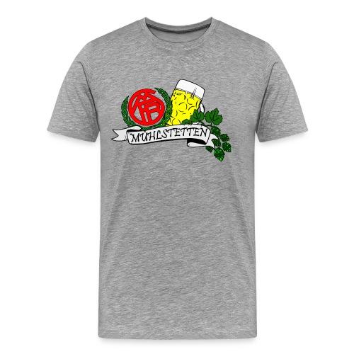 Fanclub Rezattal - Männer Premium T-Shirt