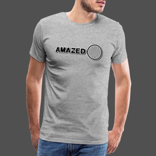 Mousepad - Mannen Premium T-shirt