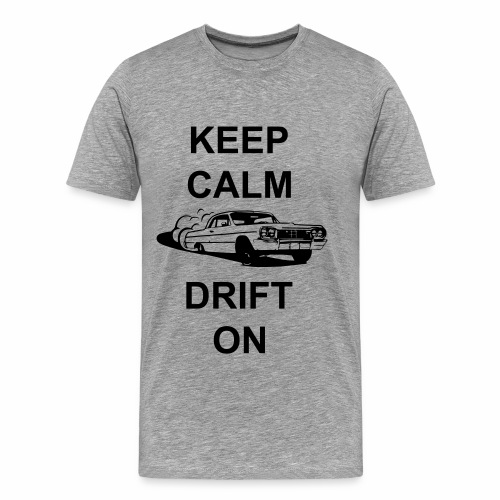Impala Drift - Premium T-skjorte for menn