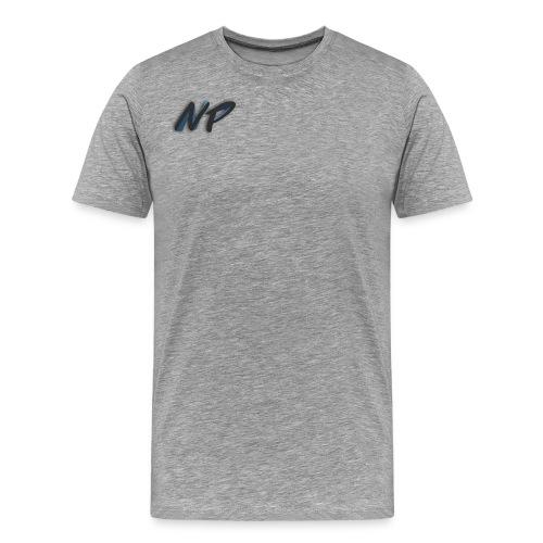 NP png - Herre premium T-shirt