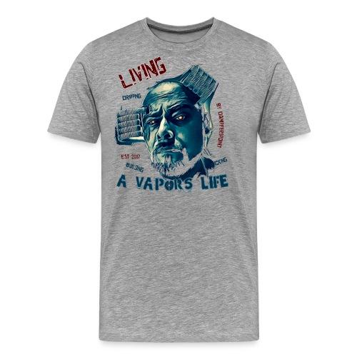 A Vapors Life - Männer Premium T-Shirt