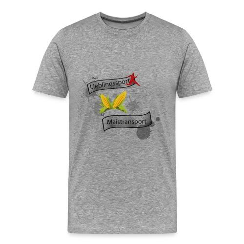Maistransport - Männer Premium T-Shirt