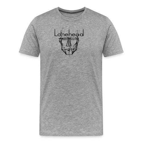 lhlogoblack - Men's Premium T-Shirt