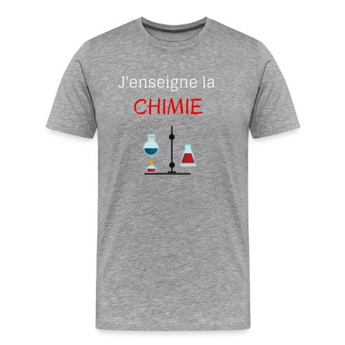 J'enseigne la chimie 2 - T-shirt Premium Homme