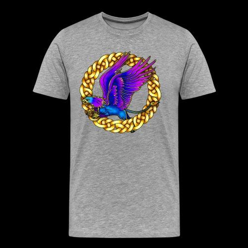 Royal Gryphon - Men's Premium T-Shirt