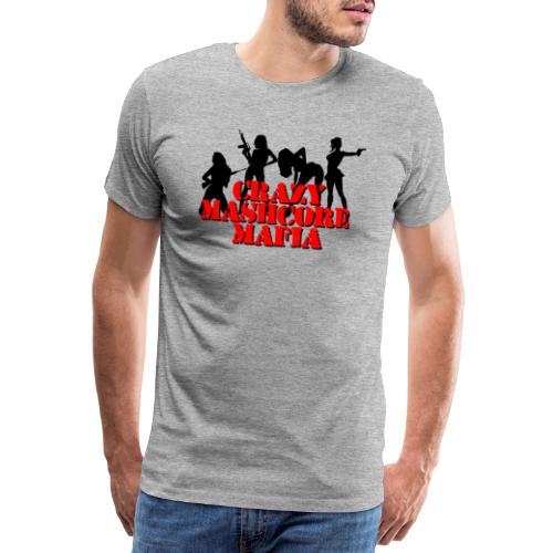 Crazy Mashcore Mafia - Koszulka męska Premium