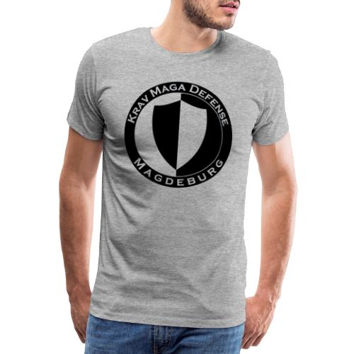 Krav Maga Defense Magdeburg - simple - Männer Premium T-Shirt