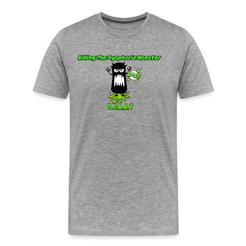 The Dysphoria Monster - Men's Premium T-Shirt