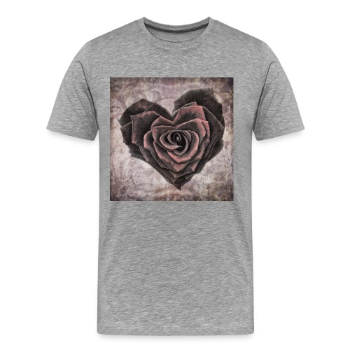 heart 1205291 1920 jpg - Men's Premium T-Shirt