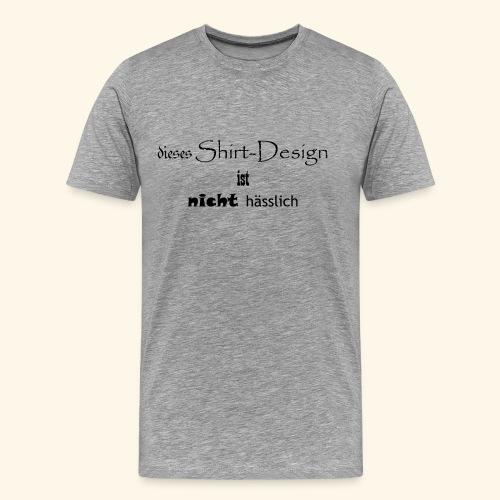 test_shop_design - Männer Premium T-Shirt