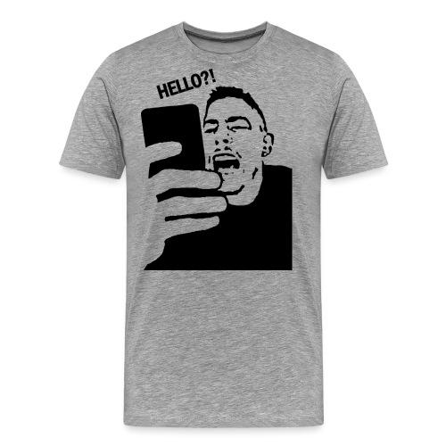 transparent png - Männer Premium T-Shirt