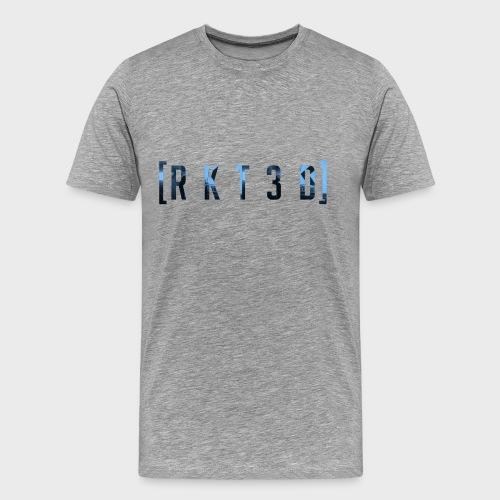 RKTNoPlate 00000 png - Men's Premium T-Shirt