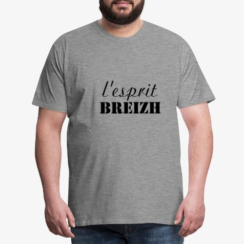 breizh - T-shirt Premium Homme