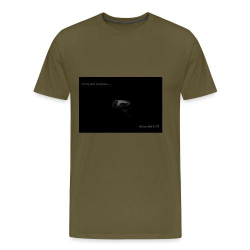Lost Ma Heart - Men's Premium T-Shirt