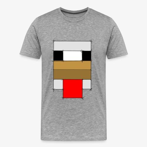 I LOVE YOU Cot Cot - T-shirt Premium Homme