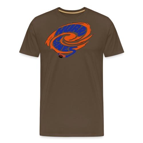 hurricanes logo alternativ - Männer Premium T-Shirt