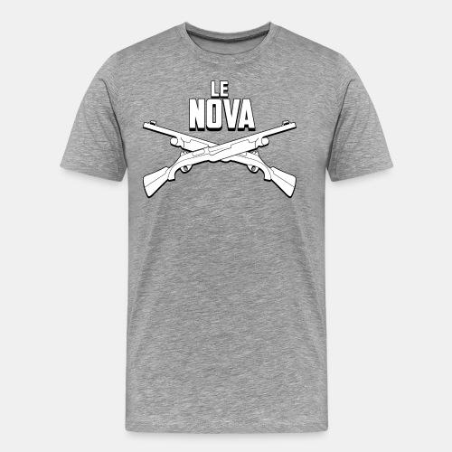 Le novaaaaaaaa png - T-shirt Premium Homme