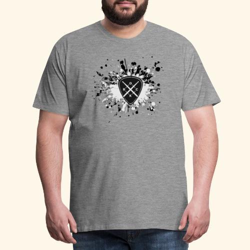 ROCK MUSIC - Männer Premium T-Shirt