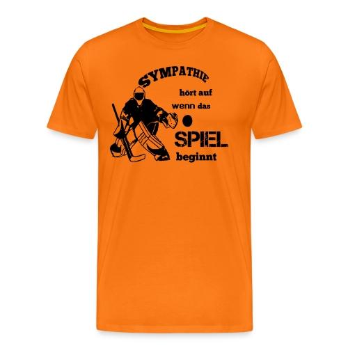 Sympathie - Männer Premium T-Shirt