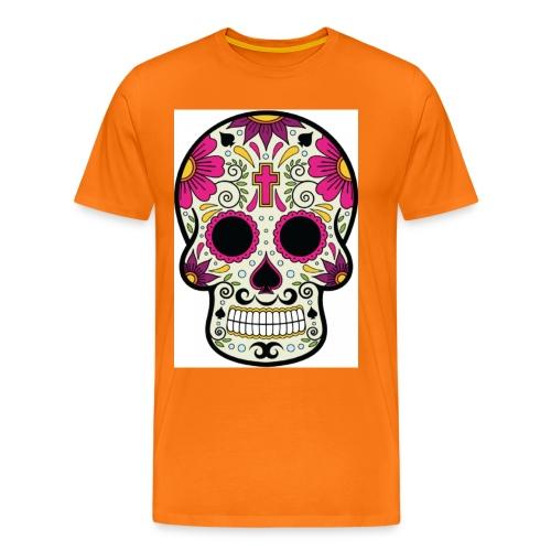 tête messico - T-shirt Premium Homme