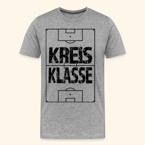 KREISKLASSE im Fußballfeld - Männer Premium T-Shirt