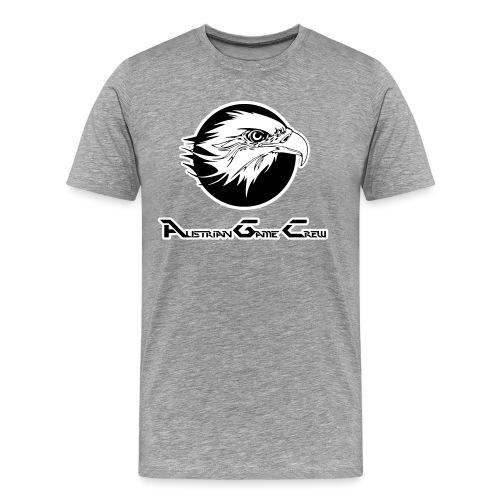 AGCLogo+NamePers. - Männer Premium T-Shirt