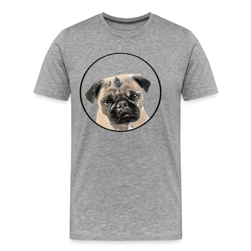 pug - Men's Premium T-Shirt