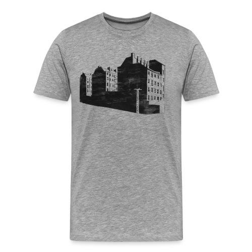 Berlin-Kopenhagener Str - Männer Premium T-Shirt