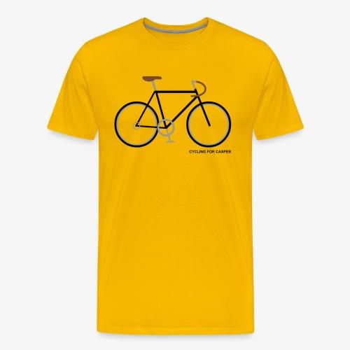 Fixie - Mannen Premium T-shirt