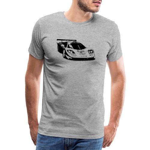 GTR Longtail - Men's Premium T-Shirt